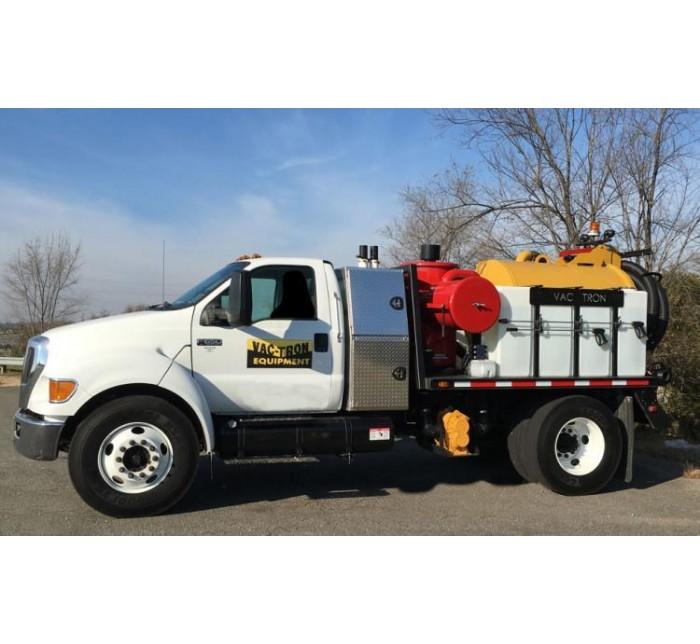 PTO Hydra Vacuum Trucks