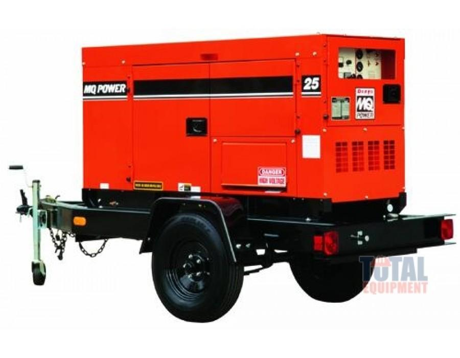 25 KW Power Generator