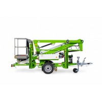 Trailer Mounted Boom 34'