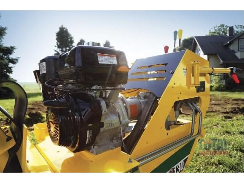 Total Equipment Walk Behind Trencher